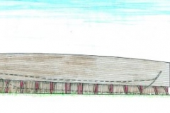 Naust sydfacade